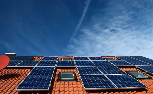 waster solar panel