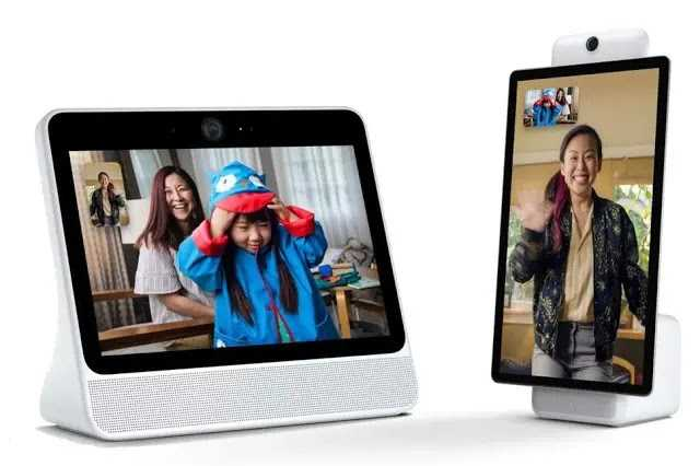 Facebook launches Portal Video Chat Devices