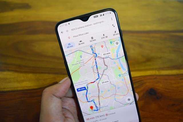 google maps driving techniques will save your time