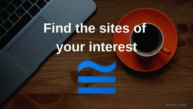 How to Find Similar Websites for a Topic