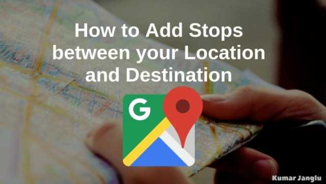 This Google Maps Driving Directions tricks save your time