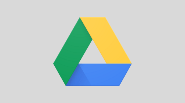 Google drive account switching gesture and PDF form support