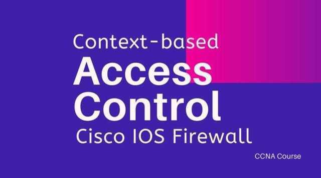 context based access controla