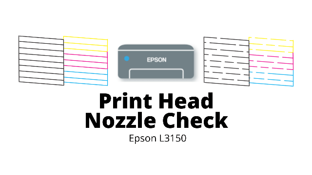 Print Head Nozzle Check