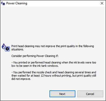 How to Power Clean Epson L3150 printer