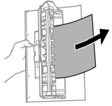 How to Remove Jammed Paper in Epson L4150