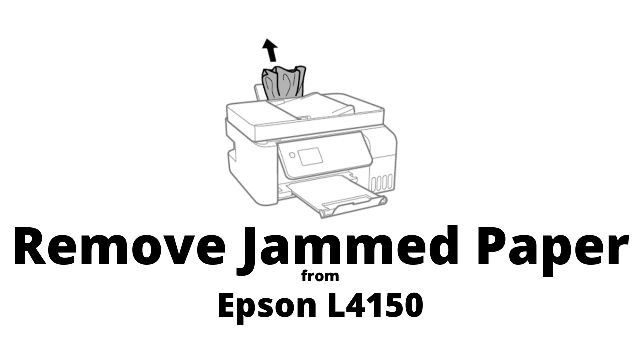 remove jammed paper