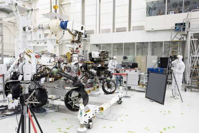 NASA's next Mars Rover mission faces delay due to some shortage of take-off time