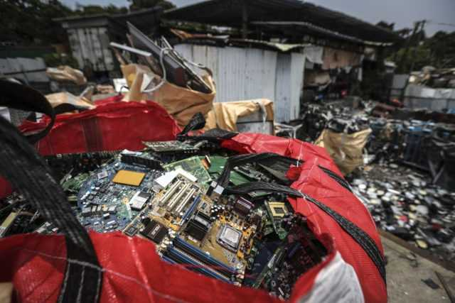We have left behind a huge quantity of E-Waste in 2019