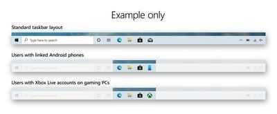 Microsoft brings new Windows 10 Start menu Design and new Alt Tab control