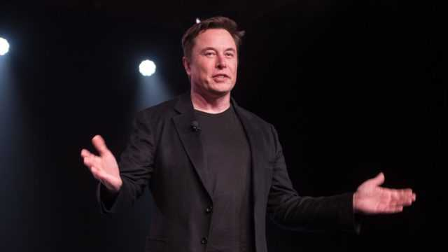 Elon musk tesla and spacex