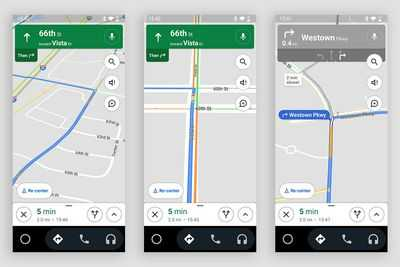 Google Maps is now experimenting with Traffic Lights to guide the user in direction