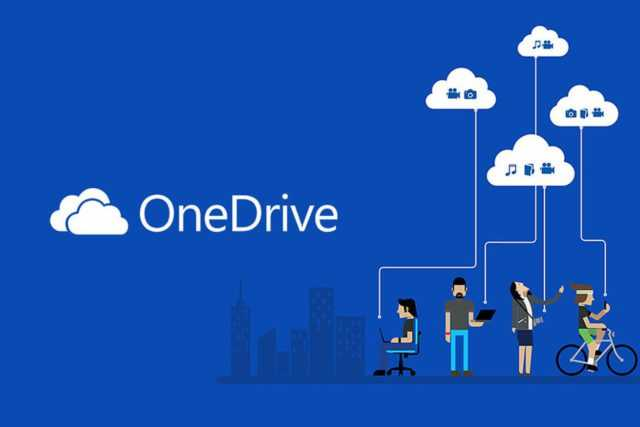 OneDrive in Dark mode and 100GB Upload limit for business