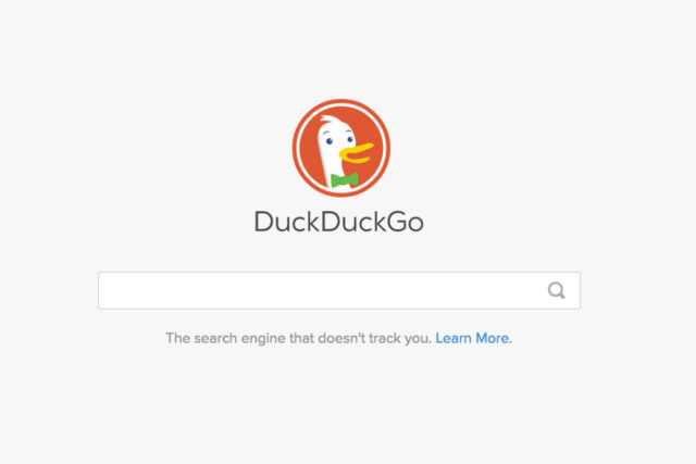 DuckDuckGo is now reachable in India after 1st July