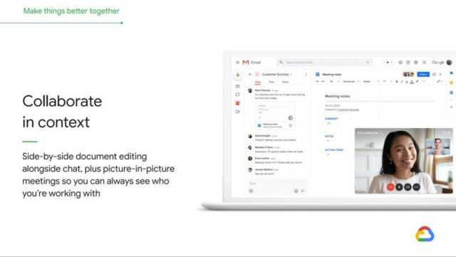 Gmail's new design could add Chat Service, Google Meet, and full-blown Google Docs