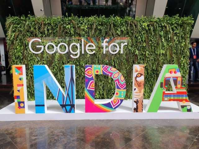Google to invest $10 Billion in India for better Digitization