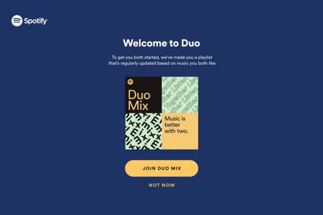 A brand new Premium Plan for {Couples} from Spotify