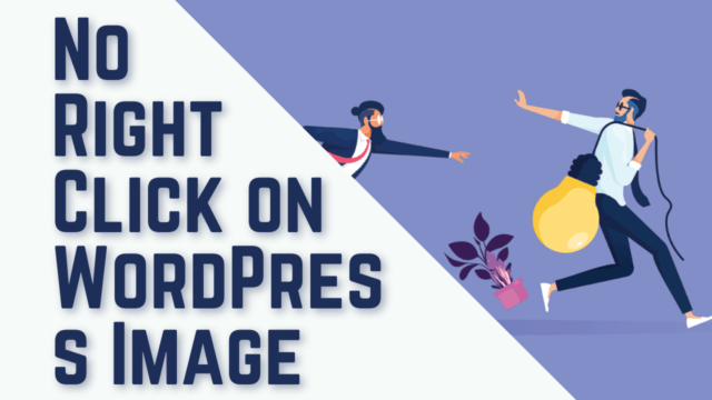 How to Disable Right Click on WordPress Site Images (Using Plugin) #WordPress