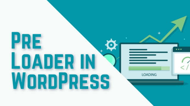 How to Add a Preloader Animation to WordPress Site