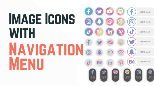 How to Add Image Icons With Navigation Menus in WordPress (Step by Step) #WordPress