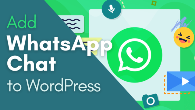 How to Add WhatsApp Chat to Your WordPress Site Easily #WordPress